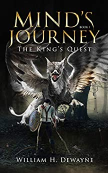 Book cover image for Mind's Journey: The King's Quest