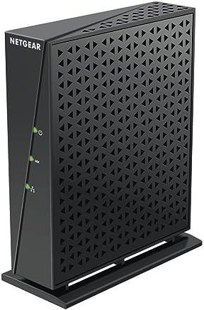 Netgear Broadband High-Speed VDSL/ADSL Ethernet Modem Router for Home Use, Black, DM200-100AUS