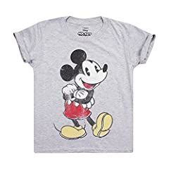 Disney Mickey Vintage Camiseta para Niñas