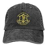 Hagerloo Gorra de béisbol para Hombres y Mujeres - Logotipo de la Fuerza de Defensa israelí de Las FDI Unisex Gorra de Casquette Suave Sombrero de Moda Vintage Ajustable