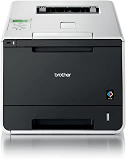 Brother HLL8350CDW Wireless Color Laser Printer, Amazon Dash Replenishment Enabled