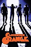 Clockwork Orange - Alley Poster Drucken (60,96 x 91,44 cm)