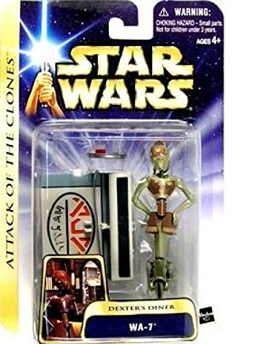 Star Wars: Episode 2 > WA-7 Action Figure by Toy Rocket
