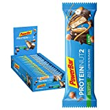 PowerBar Protein Nut2 Milk Choco Hazelnut 18x(2x22,5g) - Barres Protéinées Faibles en Sucres