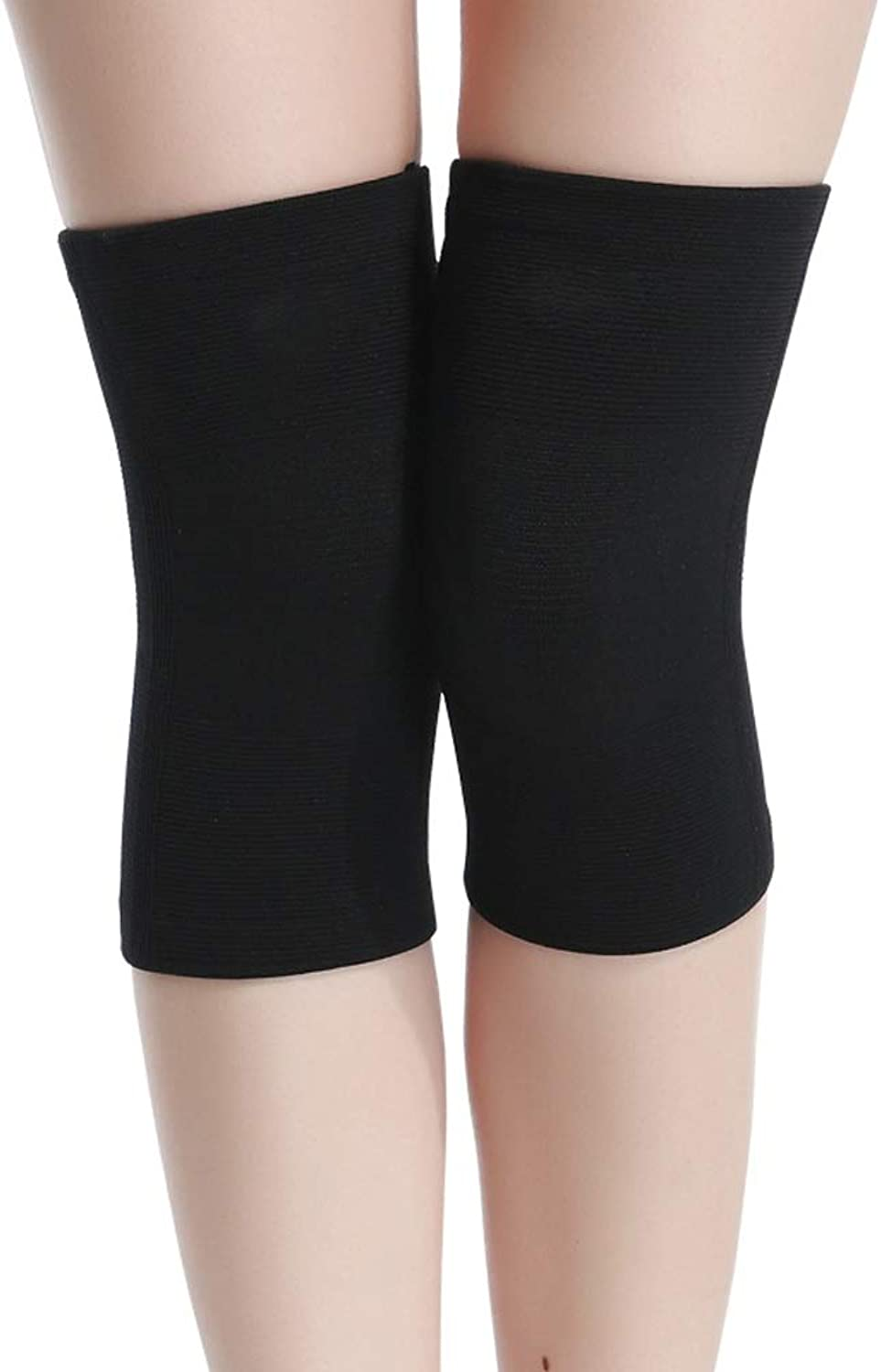 Invisible Knee Pads Cold Warm Men and Women Special Autumn and Winter Old Cold Leg Joints Four Seasons Thin Section no Movement Sports Invisible NonSlip Seasons Warm Knee Pads