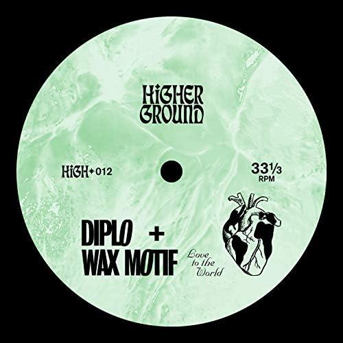 Diplo & Wax Motif