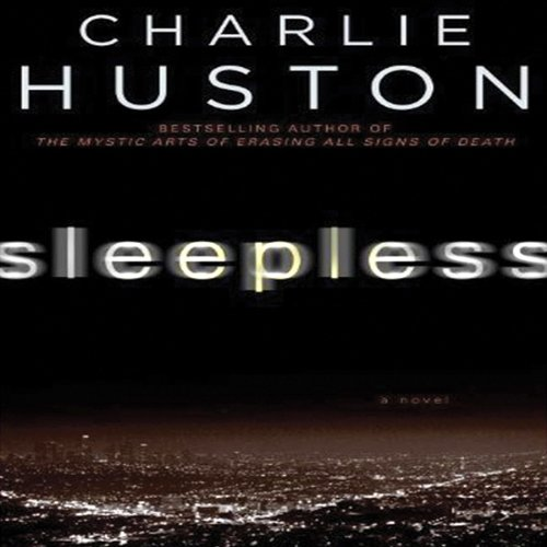 Sleepless audiobook cover art