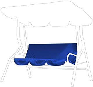 AMONIDA Upgraded Swing Seat Cover Waterproof Chair Cover Patio Swing Cover Replacement Hammock Protection Cover for 3-Seat...
