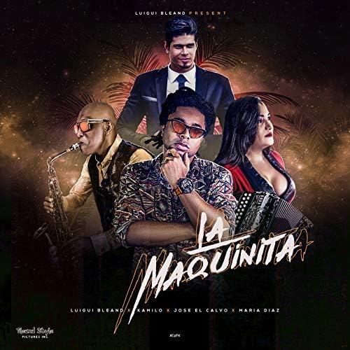 Luigui Bleand feat. Kamilo, Maria Diaz & Jose El Calvo