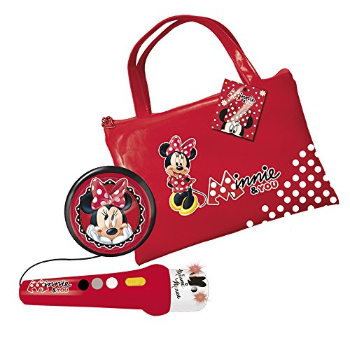 Reig Minnie and You handtas met microfoon, luidspreker en versterker