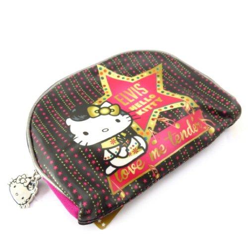 Hello Kitty [J5550] - Trousse à Maquillage 'Hello Kitty' Noir