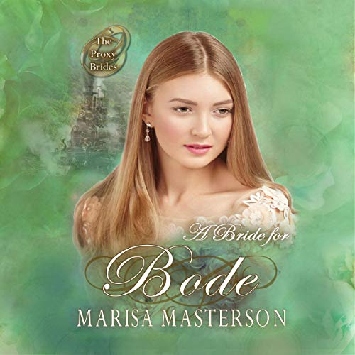 A Bride for Bode audiobook cover art