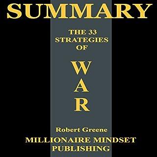 Summary: The 33 Strategies of War by Robert Greene cover art