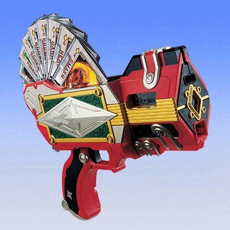 Kamen Rider Blade DX Gyarenrauza (japan import)