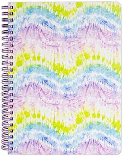 Steel Mill Co Cute Mini Spiral Notebook 8 25 x 6 25 Journal with Durable Hardcover and 160 Lined product image