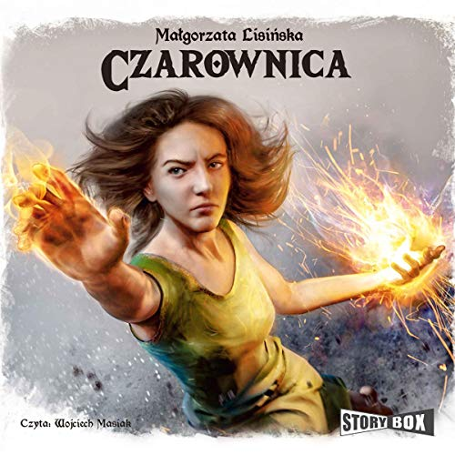 Czarownica audiobook cover art