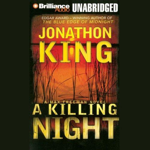 A Killing Night audiobook cover art