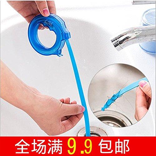 WEIAIXX A406 Schaalbare Power Riool Haarreiniger Water om het toilet te reinigen om de niet-klomp haak te ontsluiten