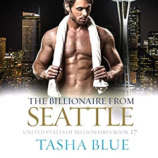 The Billionaire from Seattle audiobook cover art