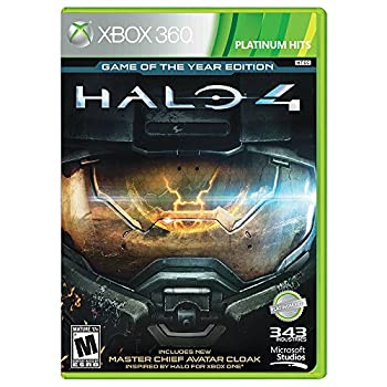 Halo 4   Game of the Year  Spanish Version  Xbox 360