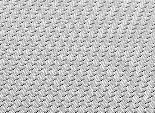 Marcapiuma - Materasso Matrimoniale WaterFoam 160x190 alto 19 cm - STORM - H3 & H4 9 zone Ergonomico Rivestimento Breeze sfoderabile Antiacaro Antibatterico 100% Made in Italy