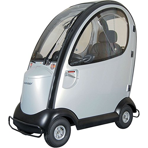 Roma Medical (Shoprider) Traveso Class 3 Mobility Scooter - Silver