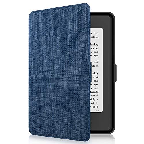 Tsing Funda Kindle Paperwhite Cuero Sintético Cierre