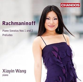 Rachmaninoff: Piano Sonatas & Preludes