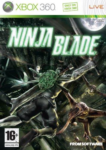 Ninja Blade (Xbox 360) [Importación inglesa]