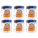 Mountain House Diced Chicken #10 Can Freeze Dried Food - 6 Cans Per Case NEW!