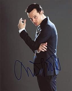 ANDREW SCOTT - Sherlock AUTOGRAPH Signed 8x10 Photo
