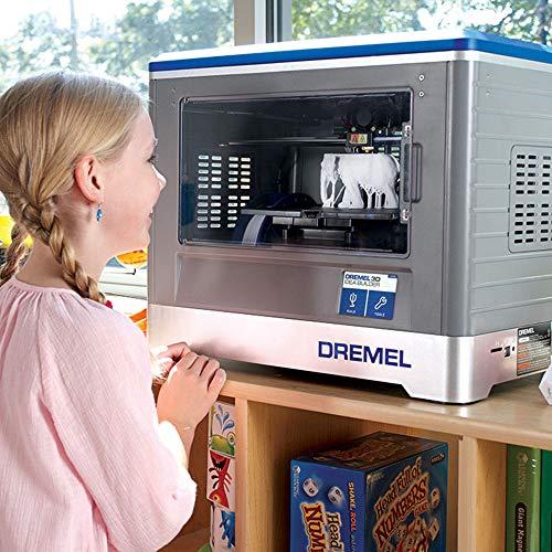 Dremel Digilab 3D20 3D Printer, Idea Builder for Brand New Hobbyists and Tinkerers - 3D20-01