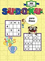 Sudoku para niños: Sudoku fáciles y divertidos para niños y principiantes 4x4 y 6x6 con soluciones