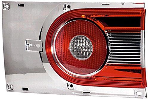 HELLA 2ZR 964 958-021 Piloto posterior - Tecnología de lámparas incandescentes - transparente/rojo - Parte interior - derecha