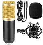 Bulfyss BM-800 Professional Condenser Microphone Mic Sound Studio Recording Dynamic