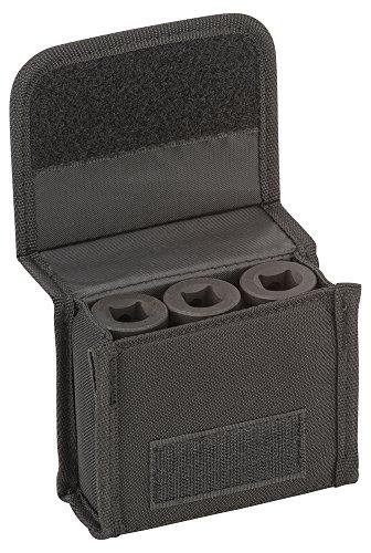 Bosch Professional 3tlg. Steckschlüsseleinsätze-Set mit 1/2