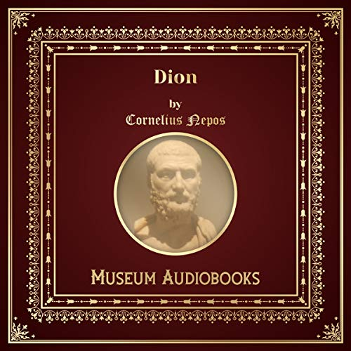 Dion audiobook cover art