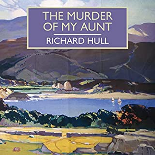 The Murder of my Aunt cover art