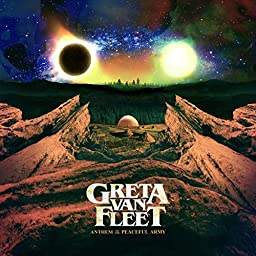 Anthem Of The Peaceful Army von Greta Van Fleet bei Amazon