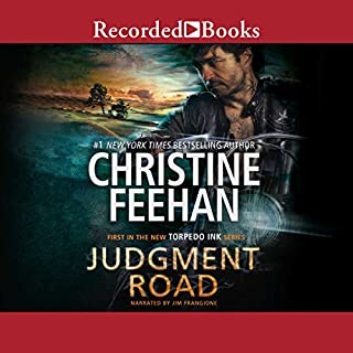 Judgment Road                   By:                                                                                                                                 Christine Feehan                               Narrated by:                                                                                                                                 Jim Frangione                      Length: 14 hrs and 39 mins     941 ratings     Overall 4.4
