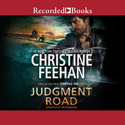 Judgment Road audiobook cover art