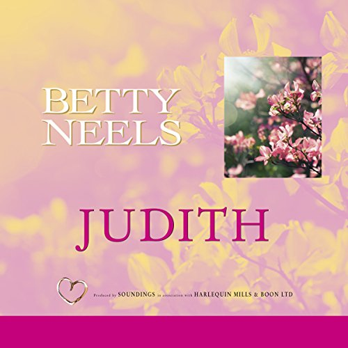 Judith audiobook cover art