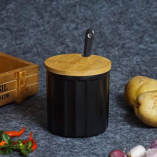 LIONWEILIONWELI『陶器シュガーポット』