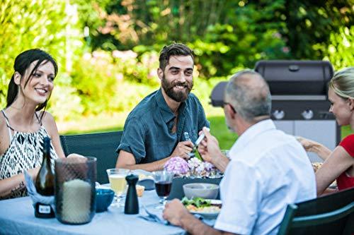 Campingaz Barbecue à Gaz 2 Series Classic LX Plus Vario, 2 Brûleurs, Puissance 7.5kW, Grille et...