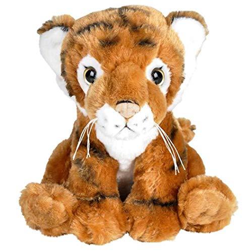 Amazon.com: Tribello Tiger Plush Small Tiger Stuffed Animals for Kids 8 Inch: Toys & Games