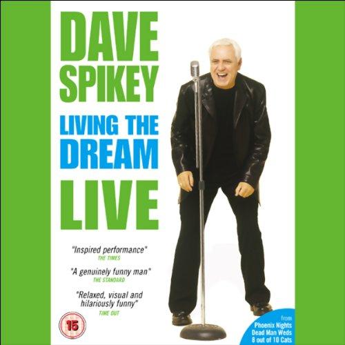 Living the Dream cover art