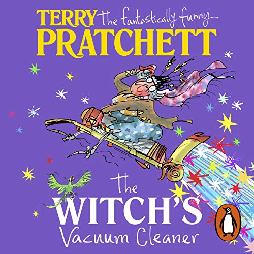 The Witch's Vacuum Cleaner cover art