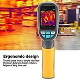 IR Imager, HT-02 Pantalla a color portátil 60 * 60 Resolución Cámara infrarroja de imagen térmica