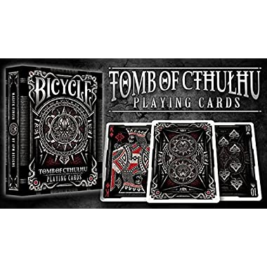 Bicycle Tomb of Cthulhu Playing Cards (Limited Edition)