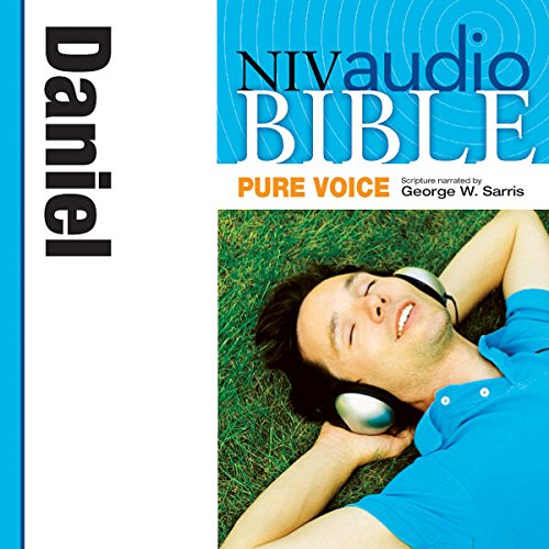 Pure Voice Audio Bible - New International Version, NIV (Narrated by George W. Sarris): (24) Daniel audiobook cover art